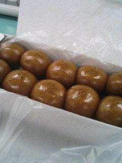 10円饅頭。