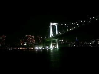 東京湾納涼船。