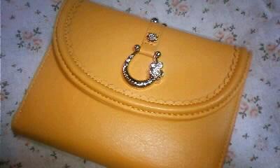 NEW財布。